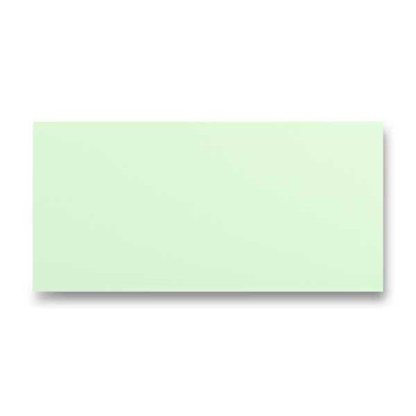 Barevná obálka Clairefontaine sv. zelená, DL
