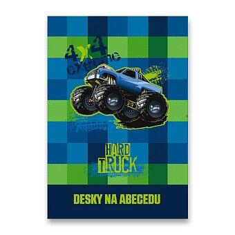 Obrázek produktu Desky na abecedu Truck