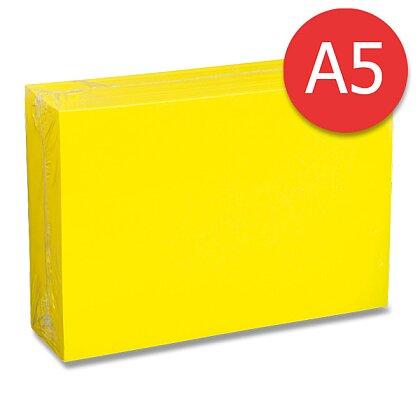 Obrázek produktu Xerox Symphony A5, 80 g - barevný papír - tmavě žlutý