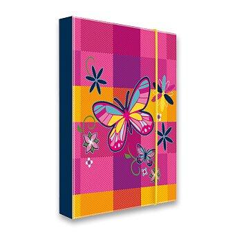 Obrázek produktu Box na sešity Motýl - A4