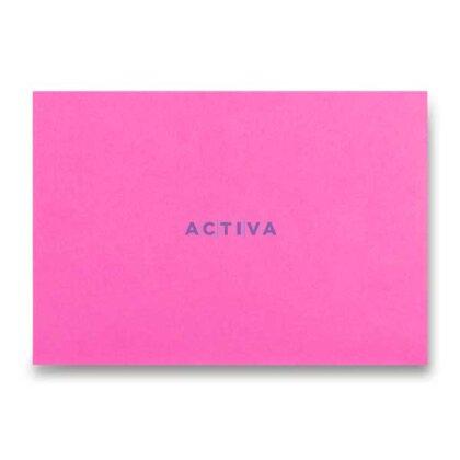 Obrázek produktu Clairefontaine - obálka - C6, samolepicí, 20 ks, růžová