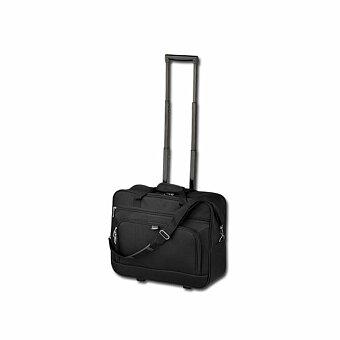 Obrázek produktu SANTINI SEAL - polyesterový kufr na kolečkách, 600D, černá