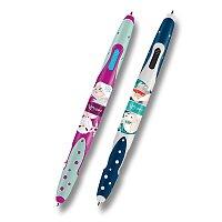 Kuličková tužka Maped Twin Tip 4 Tatoo