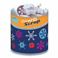 Razítka Aladine Stampo Scrap - Sněhové vločky