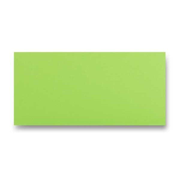 Barevná obálka Clairefontaine zelená, DL