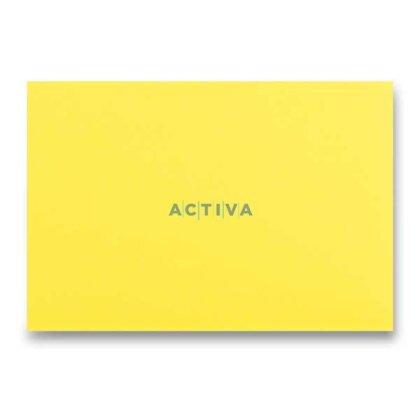 Obrázek produktu Clairefontaine - obálka - C6, samolepicí, 20 ks, tmavě žlutá
