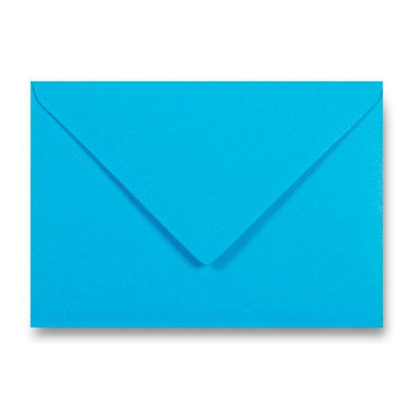 Barevná obálka Clairefontaine modrá, C5