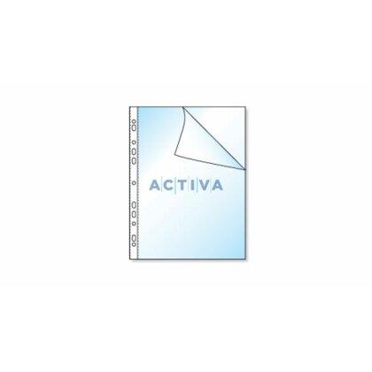 "Obrázok produktu Office Assistance - závesný tuhý obal, typ ""U / L"" -  A4, transparentný"