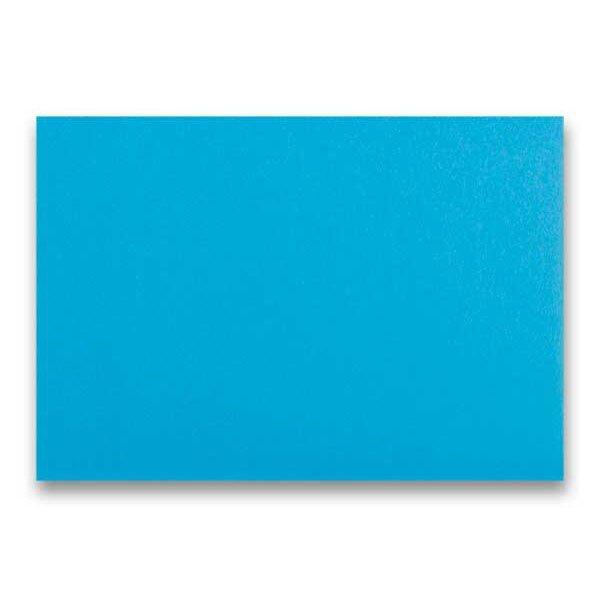 Barevná obálka Clairefontaine modrá, C6