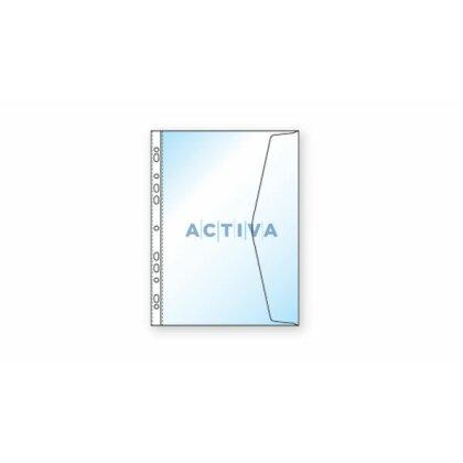 Obrázok produktu Office Assistance - obal s bočnou chlopňou, závesný - A4, 10 ks, matný