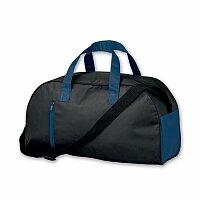 NIKA - polyesterová cestovní taška, 420D, tmavě modrá