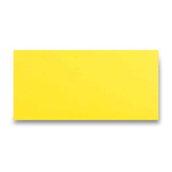 Barevná obálka Clairefontaine žlutá, DL