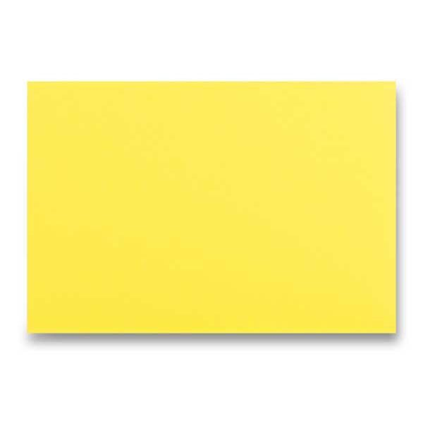 Barevná obálka Clairefontaine žlutá, C6