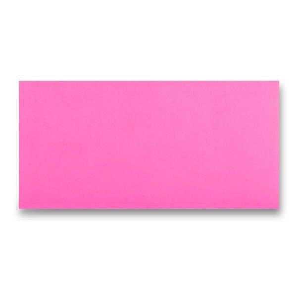 Barevná obálka Clairefontaine růžová, DL