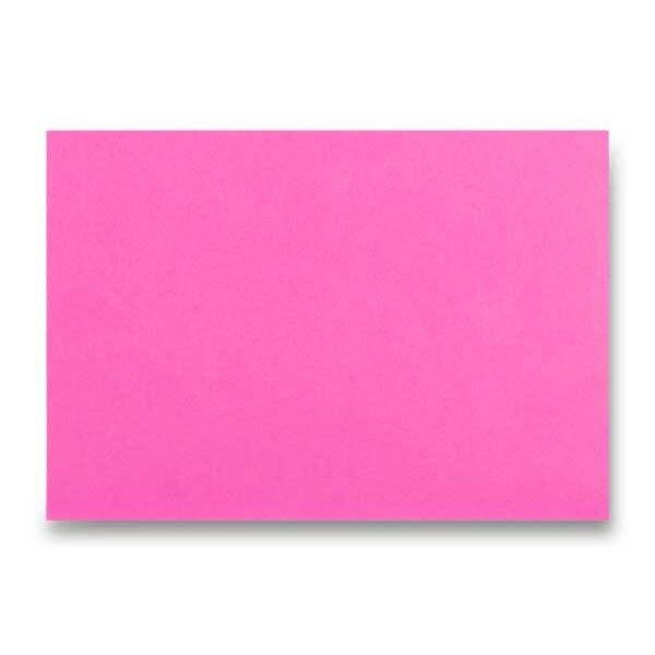 Barevná obálka Clairefontaine růžová, C6