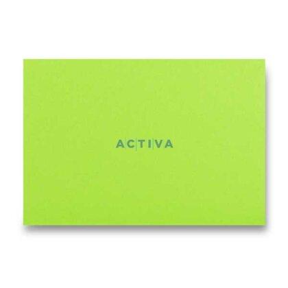Obrázek produktu Clairefontaine - obálka - C6, samolepicí, 20 ks, tmavě zelená