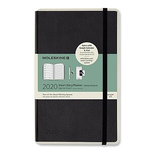 Diář Moleskine Smart Writing 2020