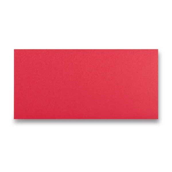 Barevná obálka Clairefontaine červená, DL