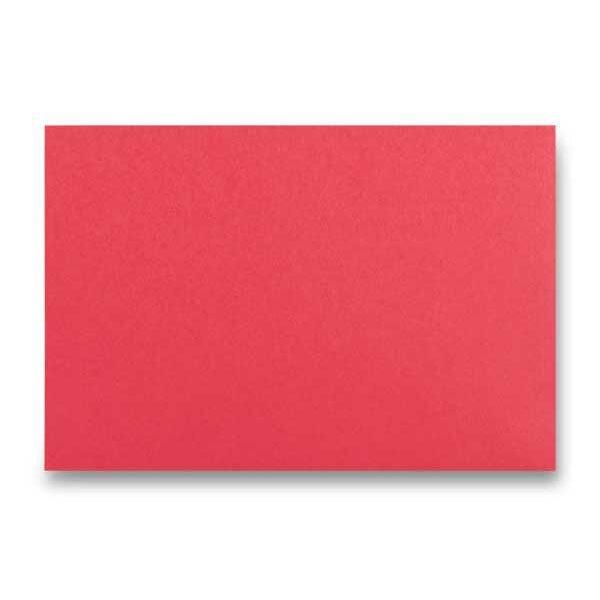 Barevná obálka Clairefontaine červená, C6