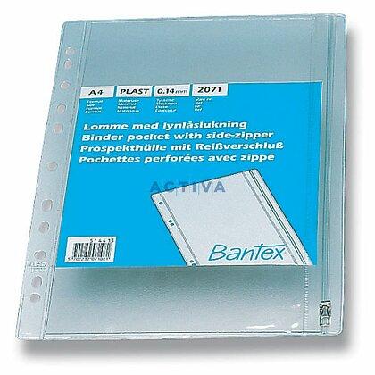 Obrázek produktu Bantex Zip Folder - závěsný obal se zipem A4