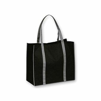 Obrázek produktu VITELA - nákupní taška z netkané textilie, výběr barev - červená