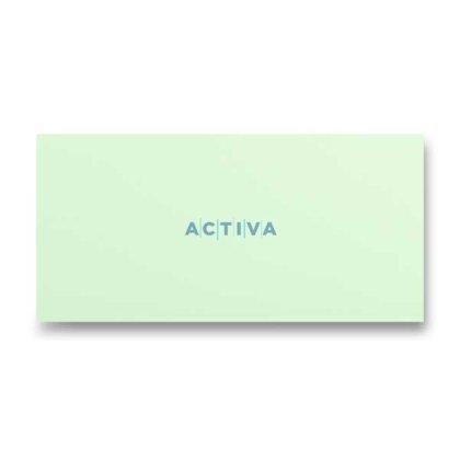 Obrázek produktu Clairefontaine - obálka - DL, samolepicí, 20 ks, světle zelená