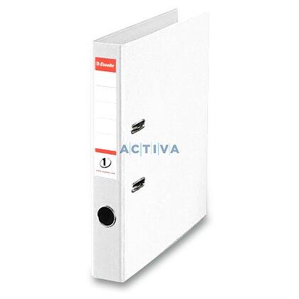 Obrázek produktu Esselte No. 1 Power Solea - plastový pákový pořadač - 50 mm, bílý