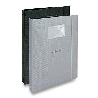 Obrázek produktu 4kroužkový pořadač FolderMate Style Plus - černý