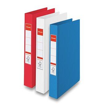 Obrázek produktu 4kroužkový pořadač Esselte - A4, 42 mm, výběr barev