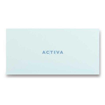Obrázek produktu Clairefontaine - obálka - DL, samolepicí, 20 ks, světle modrá
