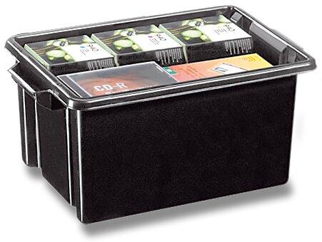 Obrázek produktu Úložný box CEP Strata - 610 x 393 x 285 mm, objem 48,5 l