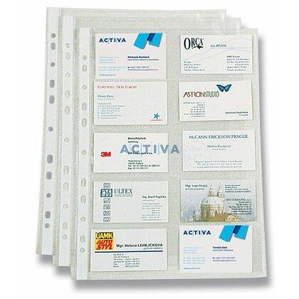 Obrázek produktu PP Office - zakládací obal na vizitky