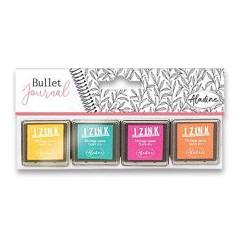 Obrázek produktu Razítkovací polštářky IZINK Bullet Journal - Pastel