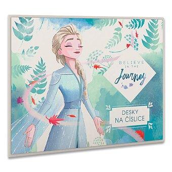 Obrázek produktu Desky na číslice Frozen