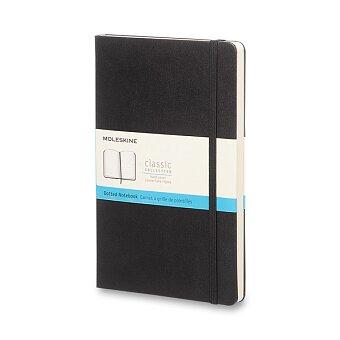Obrázek produktu Zápisník Moleskine - tvrdé desky - XL, tečkovaný, výběr barev