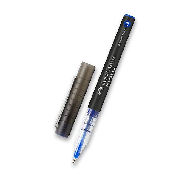Roller Faber-Castell Free Ink 1,5 modrý