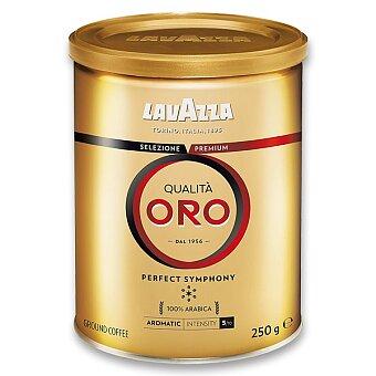 Obrázek produktu Mletá káva Lavazza Qualita Oro - dóza, 250 g