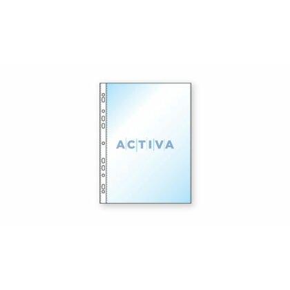 """Obrázok produktu Office Assistance Economy - závesný prospektový obal """"U"""" -  A4, hladký, 50 mic"""