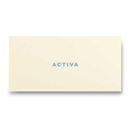 Obrázek produktu Clairefontaine - obálka - DL samolepicí, 20 ks, krémová