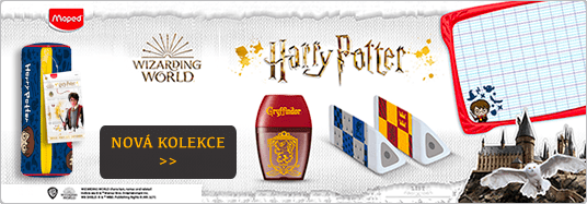 Maped Harry Potter