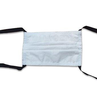 Obrázek produktu Sada na výrobu 10 roušek - sáčky, tkalouny, šablona