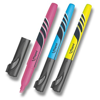 Obrázek produktu Zvýrazňovač Maped Fluo Peps Pen - výběr barev
