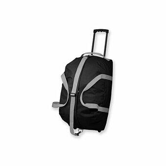 Obrázek produktu HILTON - polyesterová cestovní taška na kolečkách, 600D, výběr barev