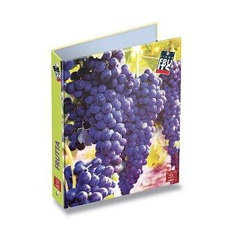Obrázek produktu 4kroužkový pořadač Pigna Fruits - A4, mix motivů