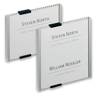 Obrázek produktu Dveřní informační tabule Durable - výběr rozměrů