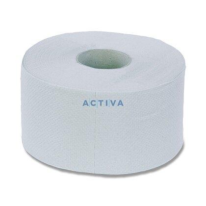 Obrázek produktu Jumbo - toaletní papír - 2vrstvý, průměr 19 cm, 130 m