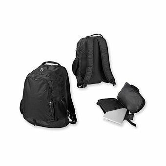 Obrázek produktu SANTINI MELVIN - polyesterový batoh na notebook, 600D, černá
