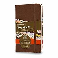Zápisník Moleskine Voyageur - tvrdé desky