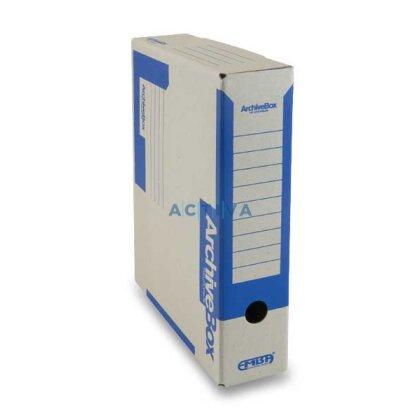 Obrázok produktu Emba Archiv box Colour - archivačný box - 330 x 260 x 75 mm, modrý