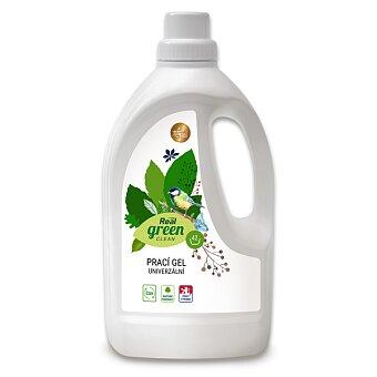 Obrázek produktu Prací gel Real green clean - 1,5 l